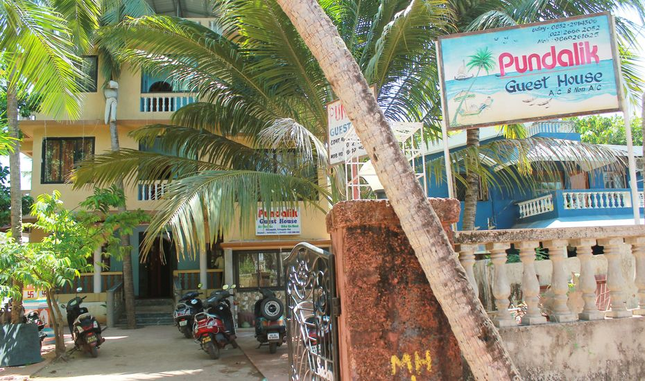 Guest House In Goa Calangute Beach Part - 23: Pundalik Guest House - Calangute - Goa Image