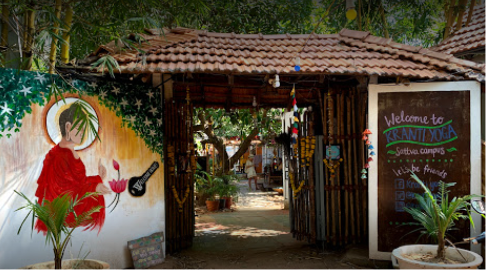 Kranti Yoga Village Beach Resort - Canacona - Goa Image