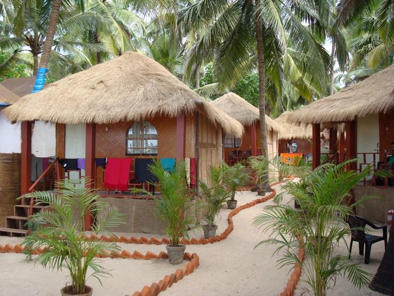 Om Sai Beach Huts - Agonda - Goa Image