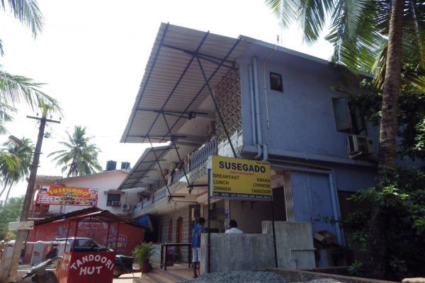 Susegado Guest House - Calangute - Goa Image