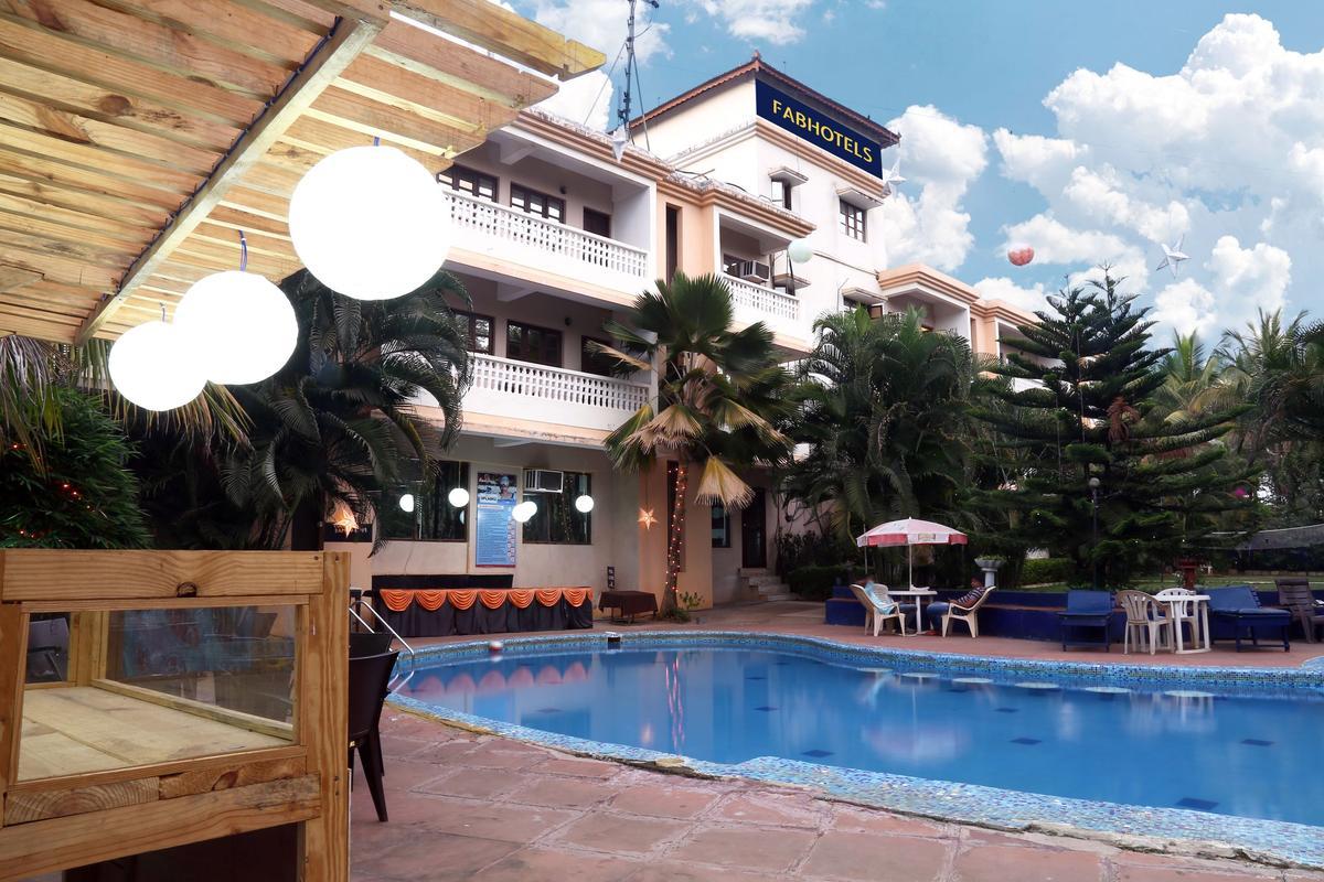 Fab Hotel Vagator - Anjuna - Goa Image