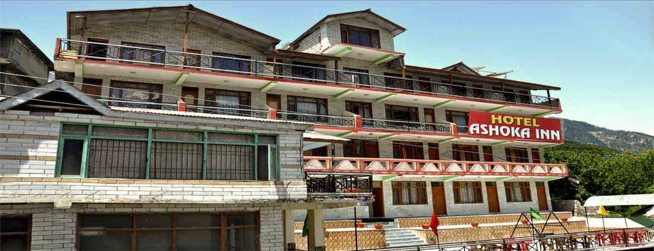 Hotel Ashoka Inn Manali