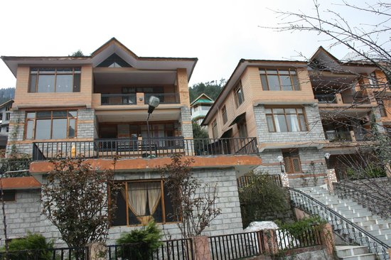 Indraprastha Cottages Kullu Mi Reviews Room Booking Rates Snow Touch Resort