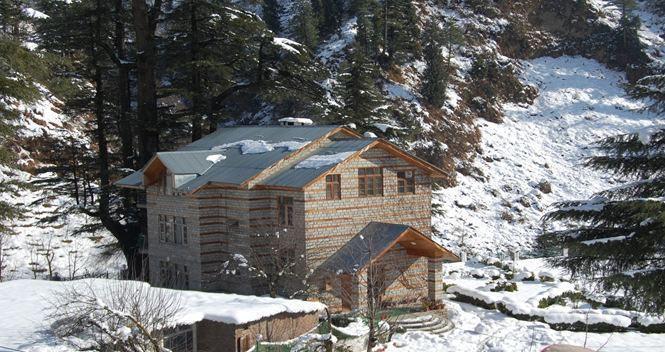 White Pearl Cottage - Rangri - Manali Image