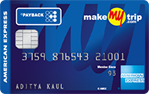 American Express Makemytrip Credit Card Image