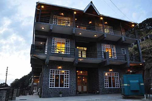 Ashoka's Naini Chalet Resort - Pangot - Nainital Image
