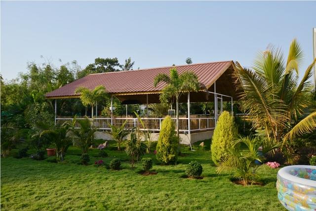 DS Group Farm House - Makhmalabad Road - Nashik Image