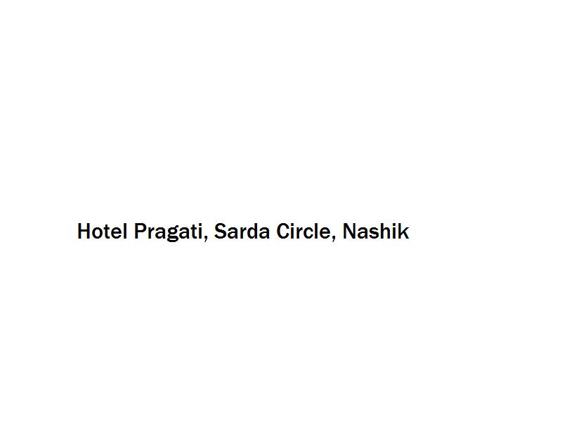 Hotel Pragati - Sarda Circle - Nashik Image