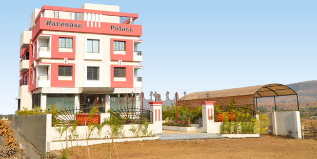 Hotel Warunase Palace - Trimbakeshwar - Nashik Image