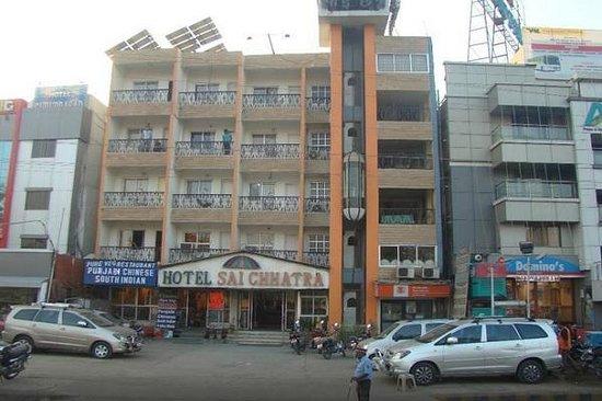 Shri Sai Chatra Hotel - St Bus Stand - Nashik Image