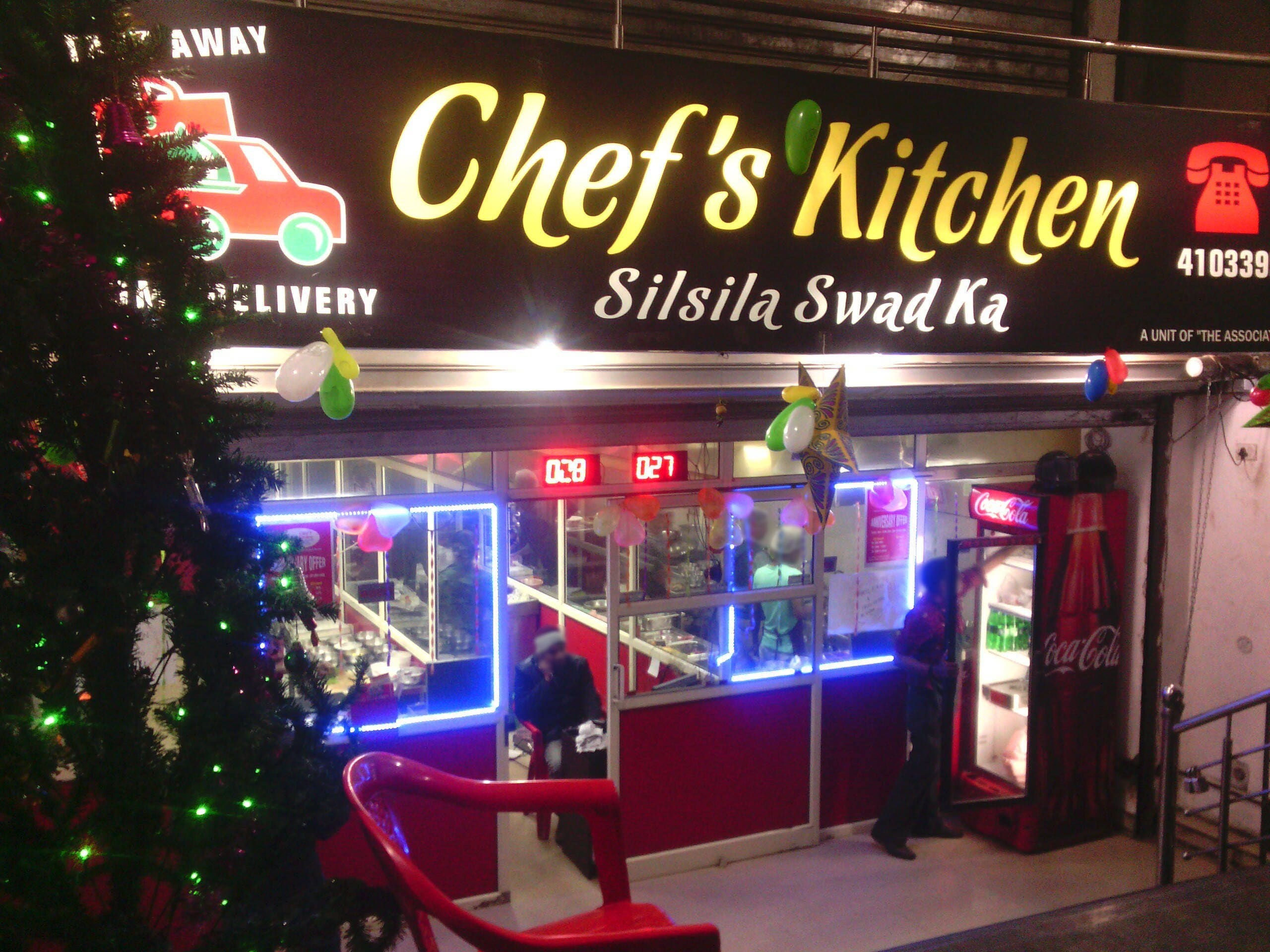 Chef's Kitchen - Aashiana - Lucknow Image