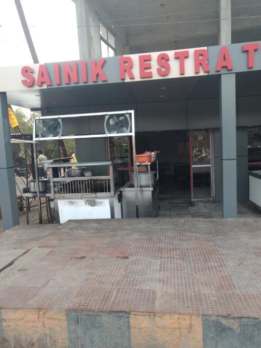Sainik Restra The Dhaba - Aashiana - Lucknow Image