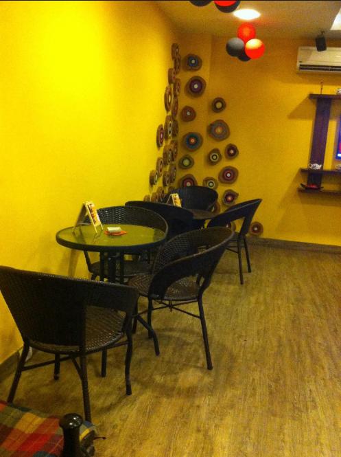 Tramp Tree Cafe - Hazratganj - Lucknow Image