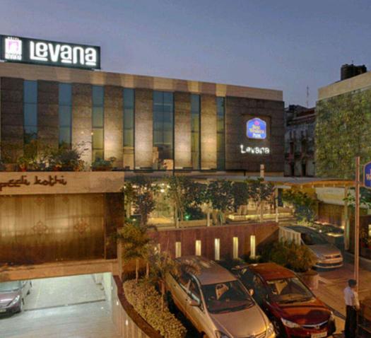 Peeli Kothi - Best Western Plus Levana - Lalbagh - Lucknow Image