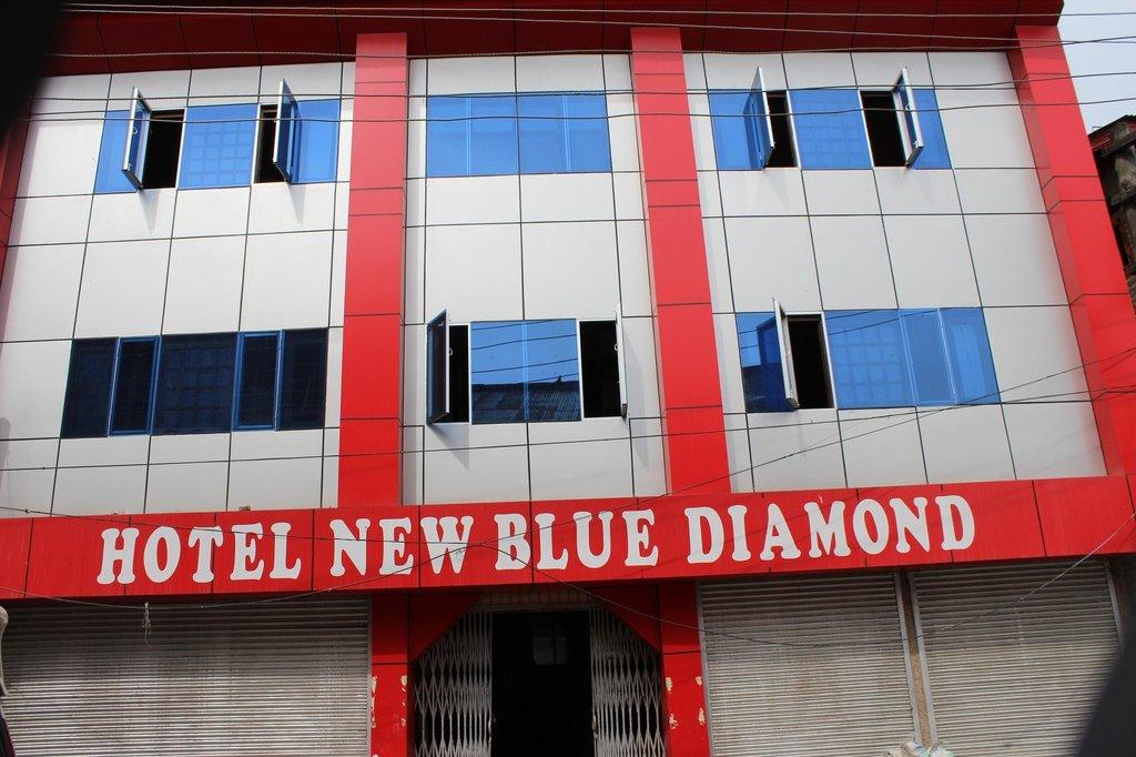 New Blue Diamond Hotel - Nai Sarak Kaka Road - Srinagar Image