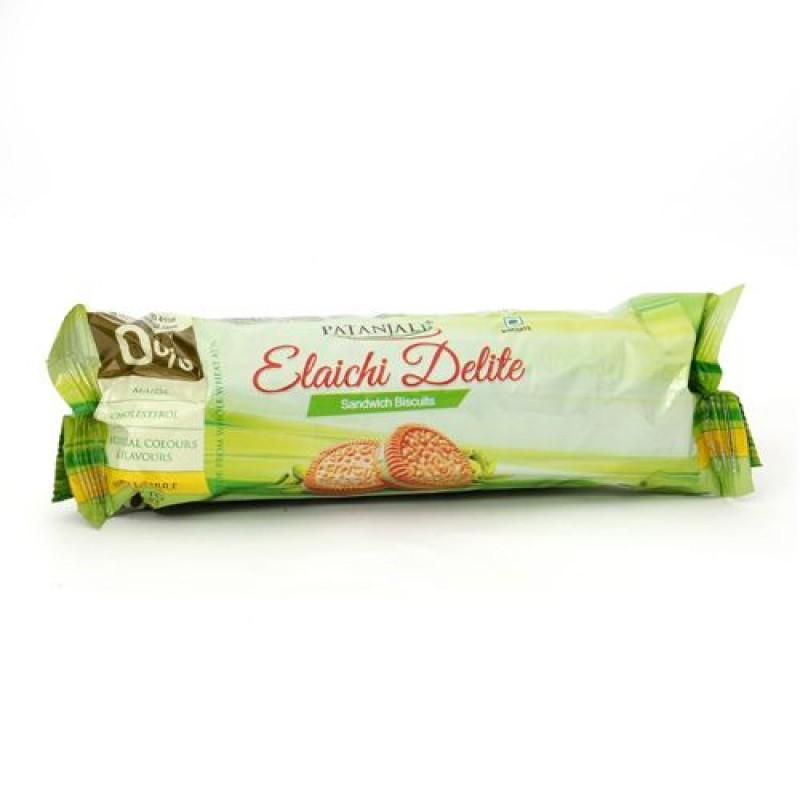 Patanjali Elaichi Delite Biscuits Image