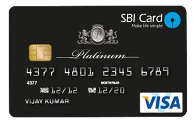 eligibility for sbi platinum international debit card