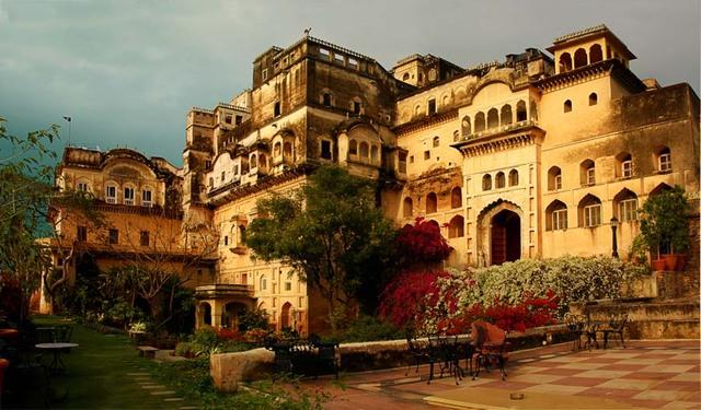 Neemrana Fort Palace - Neemrana - Alwar Image