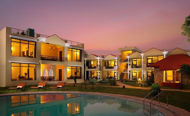 Sariska Tiger Heaven Resort - Thanaghazi - Alwar Image