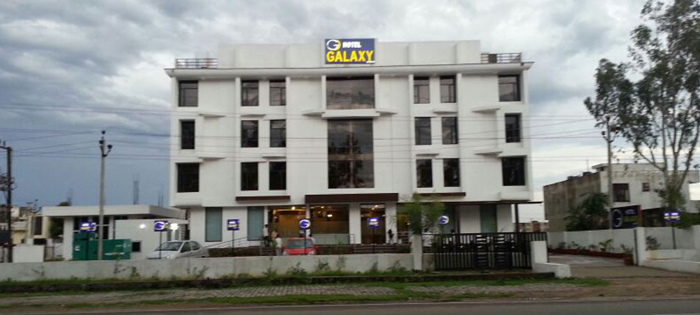 Hotel Galaxy Alwar - Main RIICO Road - Alwar Image