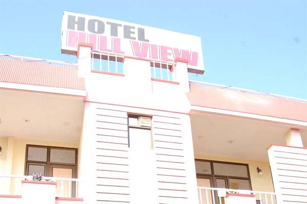 Hotel Hill View - Moti Doongri - Alwar Image