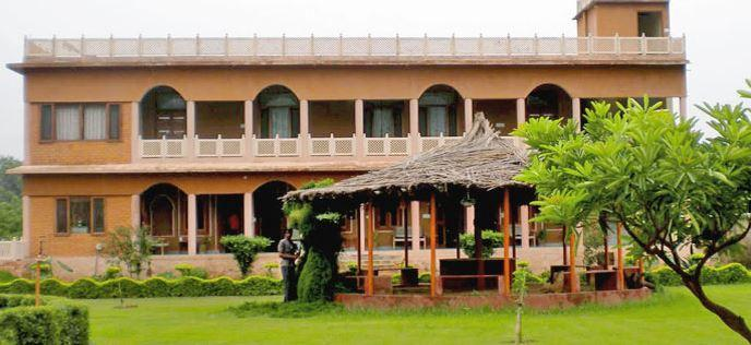 Sariska Tiger Camp - Dhawala - Alwar Image