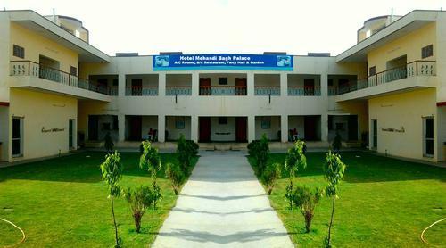 Hotel Mehandi Bagh Palace - Kabir Colony - Alwar Image