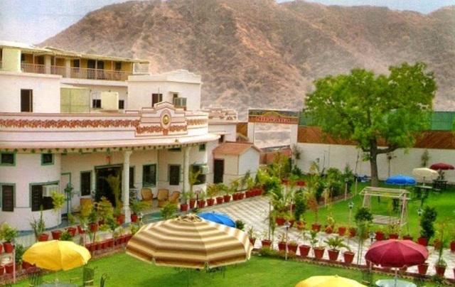 Hotel Nirwana Palace - Jay Marg - Alwar Image