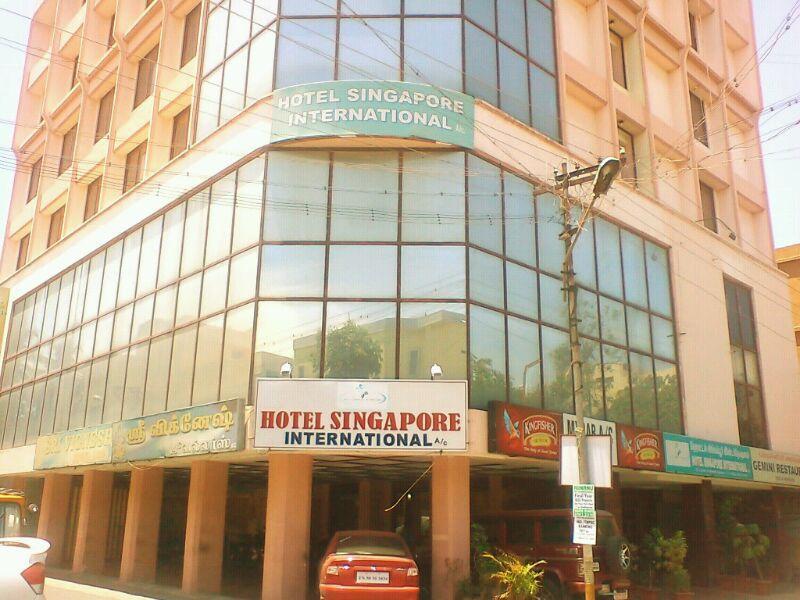 HOTEL SINGAPORE INTERNATIONAL GANDHIPURAM COIMBATORE - Hotel