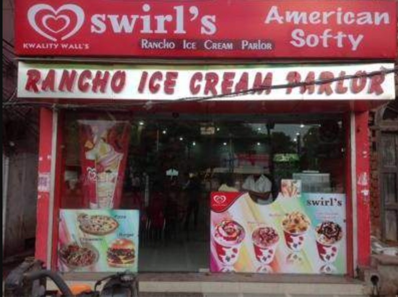 Rancho Ice Cream Parlour - Mall Road - Kanpur Image