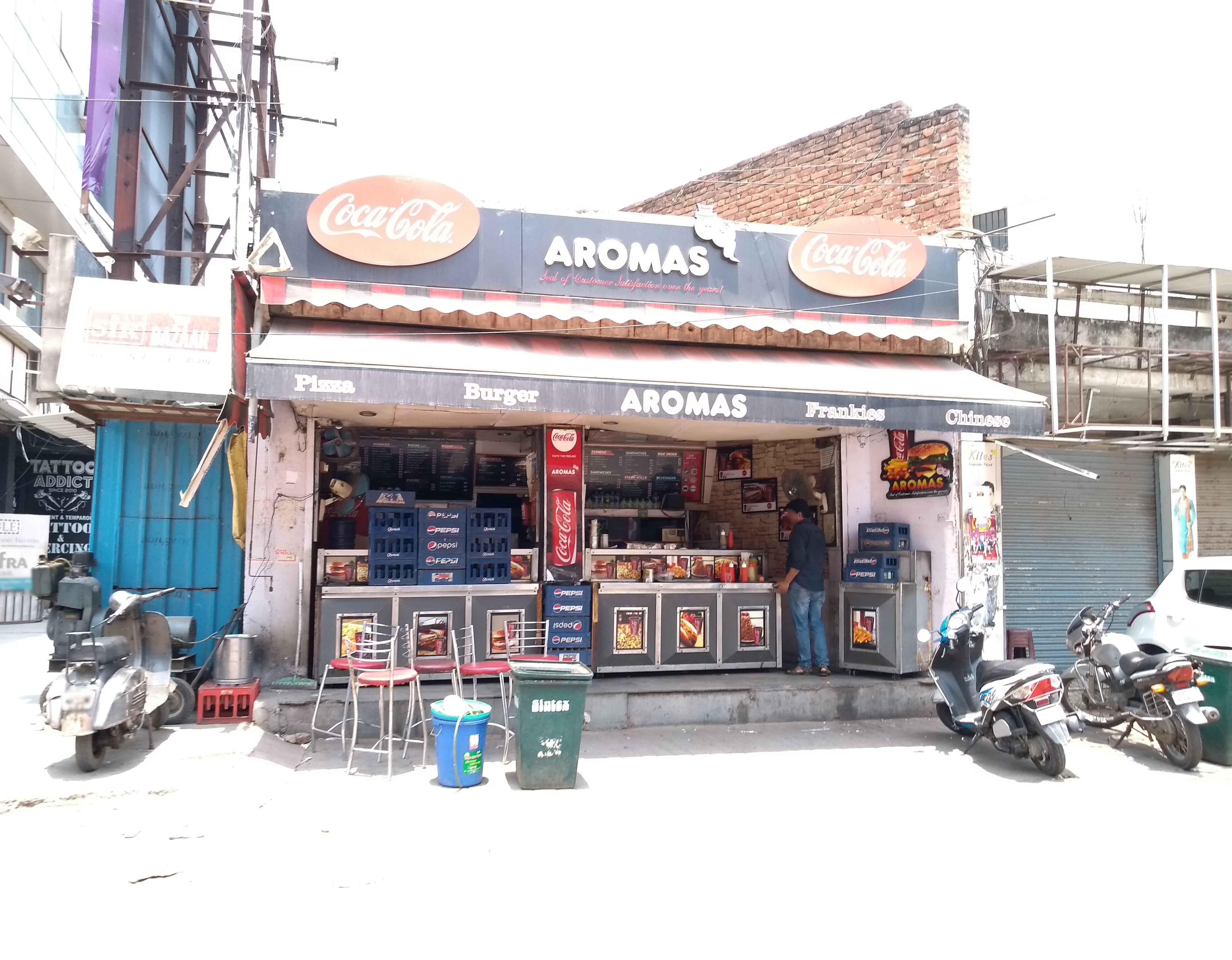 Aromas - Swaroop Nagar - Kanpur Image