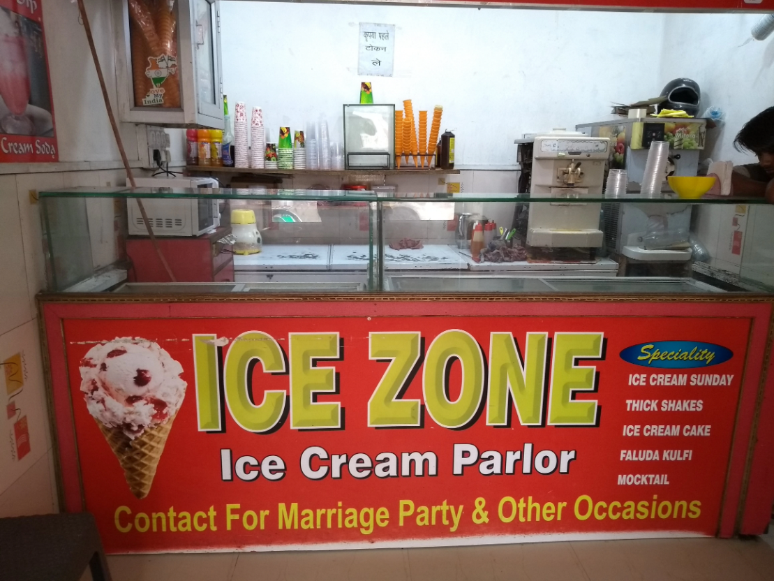 Ice Cream Zone - Ashok Nagar - Kanpur Image
