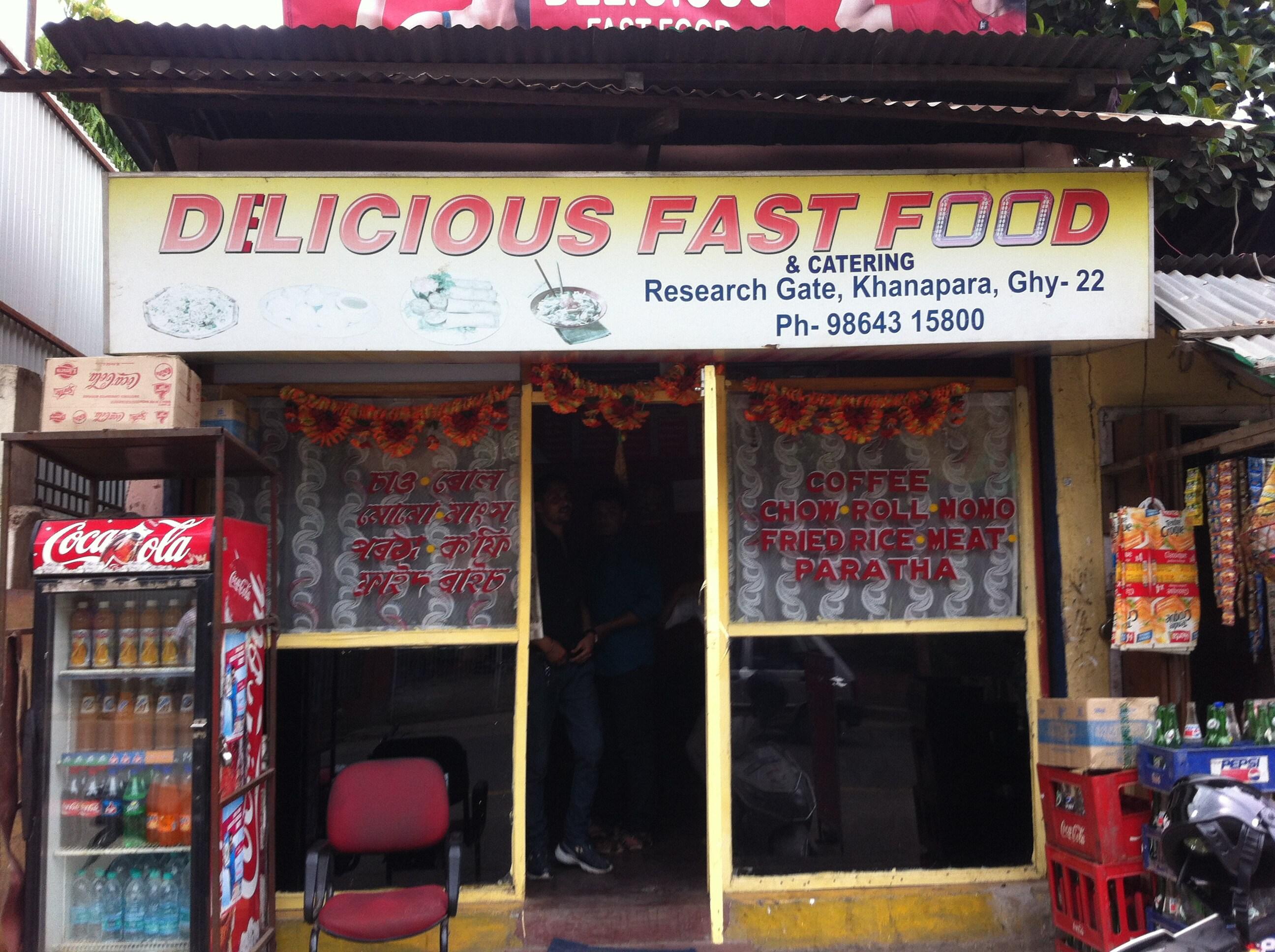 Delicious Fast Food - Khanapara - Guwahati Image