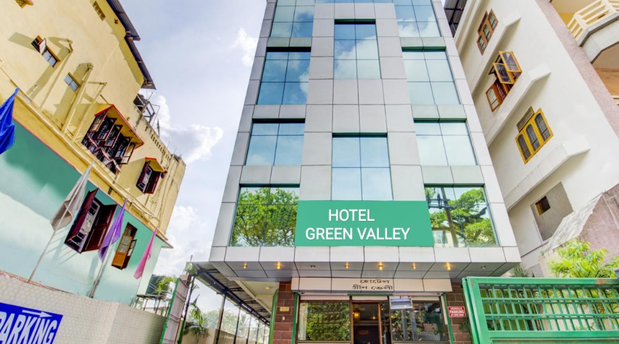 Hotel Green Valley - Ulubari - Guwahati Image