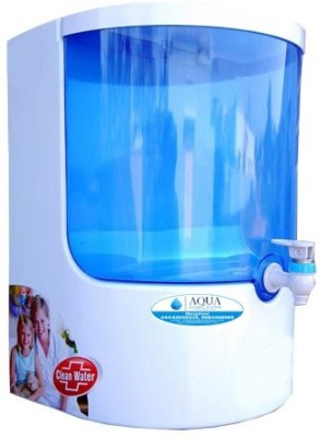 Aqua Global System Dolphin Clean water RO+Mineral Cartridge 9 L RO Water Purifier Image