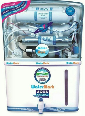 Watermark Royal Body Grand Plus Ro + UV +TDS Controller With Minerals Cartradge 8 L RO + UV +UF Water Purifier Image