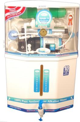 L'eaupure Supreme 18 L RO + UV +UF Water Purifier Image