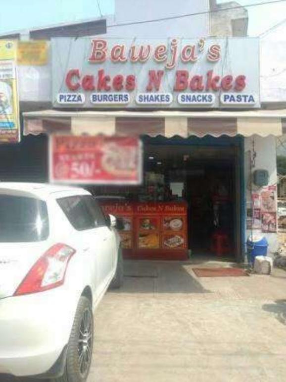 Baweja's Cakes & Bakes - NIT - Faridabad Image