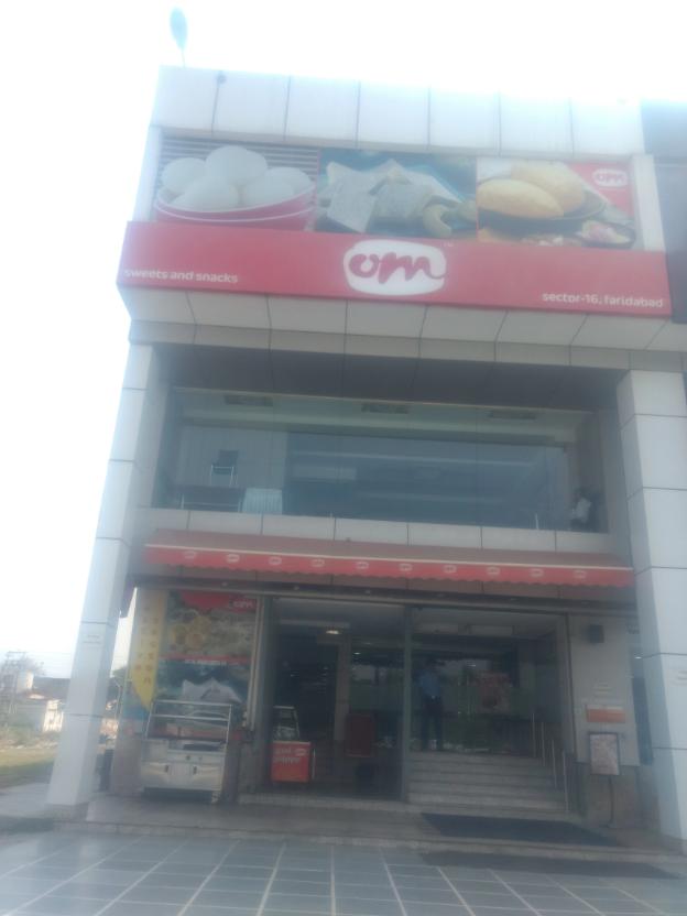 Om Sweets & Snacks - Sector 16 - Faridabad Image