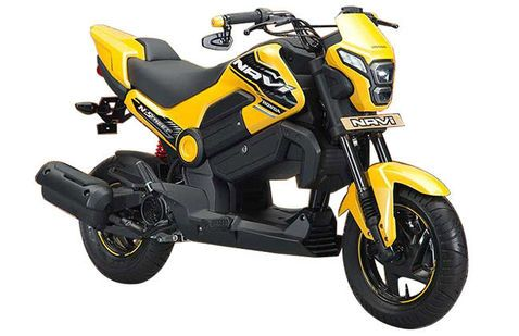 Honda Navi - The Off Road Image