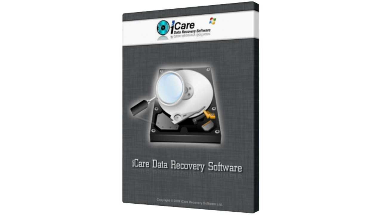 iCare Data Recovery Image