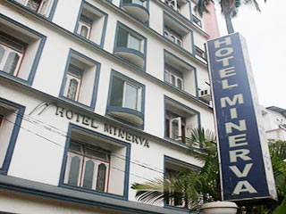 Hotel Minerva Pan Bazar Guwahati Image