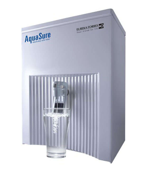 6465b39c8 Aquasure best foe health. Review on Eureka Forbes Aquasure Elegant RO+UV 6  L Water Purifier