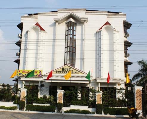 Hotel Khanna Palace - Bhupatwala - Haridwar Image