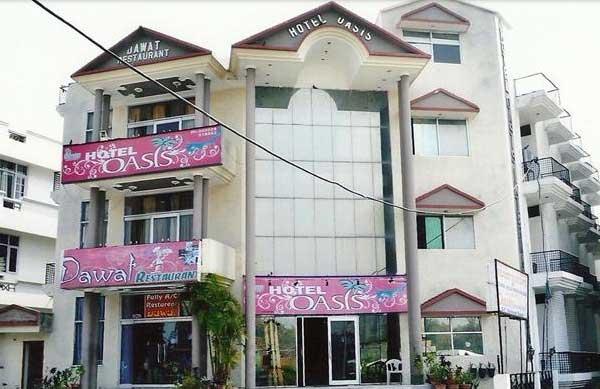 Hotel Oasis International Dudhadhari Chowk Haridwar Image