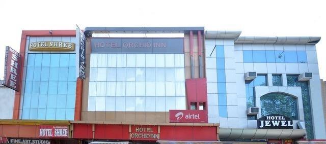Hotel Orchid Inn - Railway Road - Haridwar Image