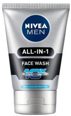 Best facewash ever!!. Review on Nivea Men All-in-1 Face Wash d11199eb93