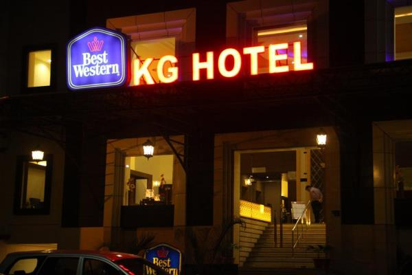 Best Western K G Hotel - Ferozepur Road - Ludhiana Image