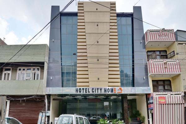 Hotel City Home - Chaura Bazar - Ludhiana Image