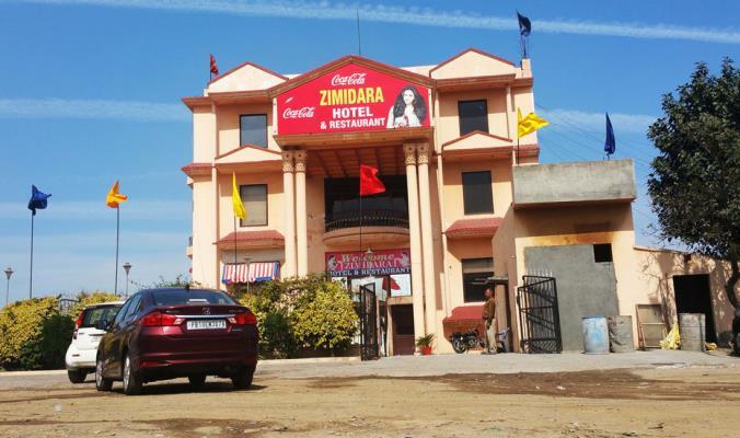 Zimidara Hotel - G. T Road - Ludhiana Image